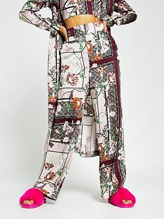river-island-printed-soft-wide-leg-trouser-pink