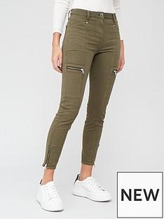 v-by-very-zip-detail-biker-skinny-jeans-khaki