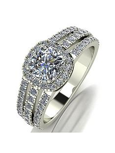 moissanite-9ct-white-gold-2ct-equivalent-cushion-centre-solitaire-ring