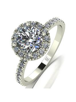 moissanite-9ct-white-gold-140ct-equivalent-total-cushion-centre-halo-ring