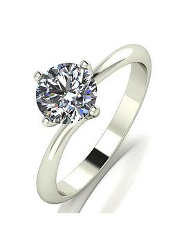 moissanite-9ct-white-gold-1ct-equivalent-solitaire-twist-ring