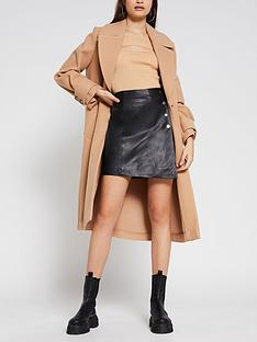 river-island-leather-a-line-skirt-black