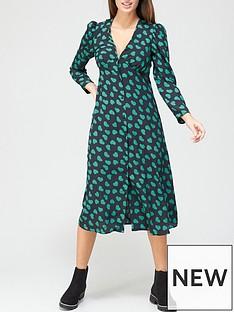 v-by-very-v-neck-long-sleeve-midi-dress-heart-print