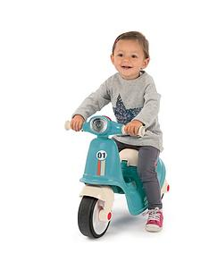 smoby-scooter-blue