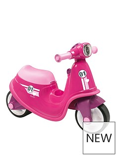 smoby-scooter-pink