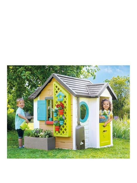 smoby-garden-house