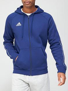 adidas-core-19-hoodie-bluewhitenbsp