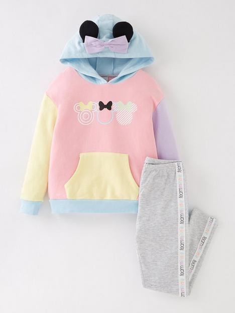 minnie-mouse-girls-disney-minnie-mouse-2-piece-hoodie-and-legging-active-set-multi