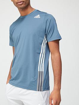 adidas-freelift-3-stripes-t-shirt-bluenbsp