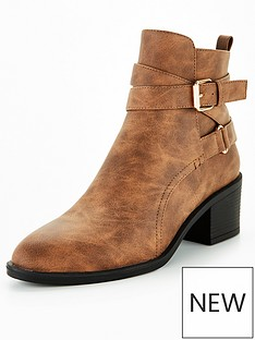 v-by-very-floss-strappy-block-heel-ankle-boots-chocolate