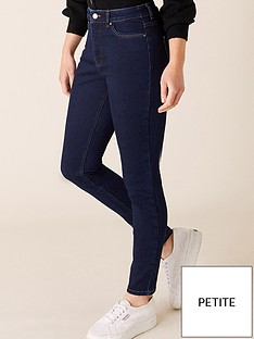 monsoon-iris-skinny-jean-short-blue