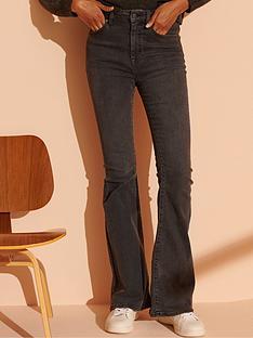 superdry-high-rise-skinny-flare-jeans-denim
