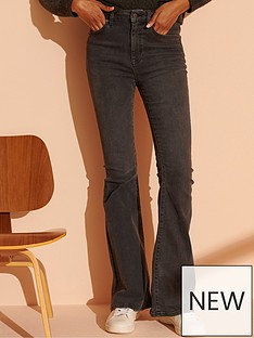 superdry-high-rise-skinny-flare-jeans-denim