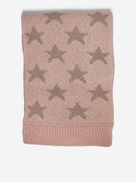 dorothy-perkins-knitted-star-lurex-scarf-blush