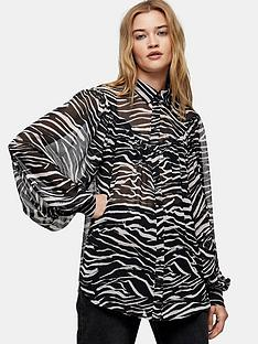topshop-oversized-animal-shirt-multinbsp