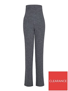 dorothy-perkins-tall-lounge-wide-leg-trousers-charcoal