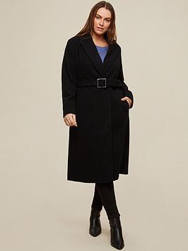 dorothy-perkins-curve-belted-wrap-coat-blacknbsp