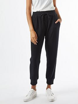 dorothy-perkins-brushed-joggers-blacknbsp