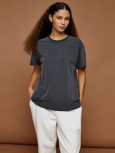 topshop-distressed-tee-charcoal