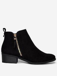 dorothy-perkins-macro-side-zip-ankle-bootsnbsp--black