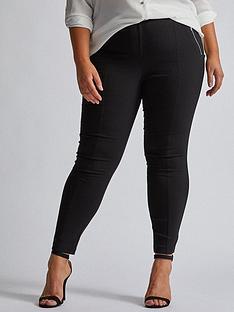 dorothy-perkins-curve-zip-skinny-trousers-blacknbsp