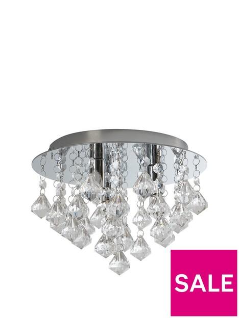 maya-diamond-flush-light-fitting