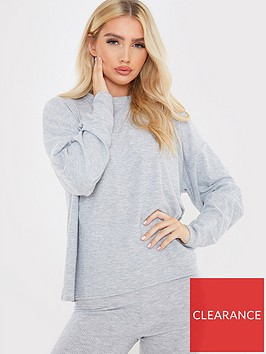 in-the-style-in-the-style-x-jac-jossanbspbrushed-rib-oversized-co-ord-jumper
