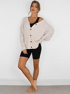 missguided-missguided-lounge-oversized-recycled-cardigan