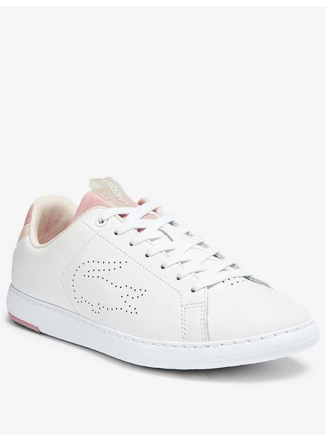 lacoste-carnaby-evo-leathernbsptrainers-white