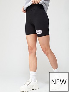 missguided-missguided-lifestylenbspcycling-short-black