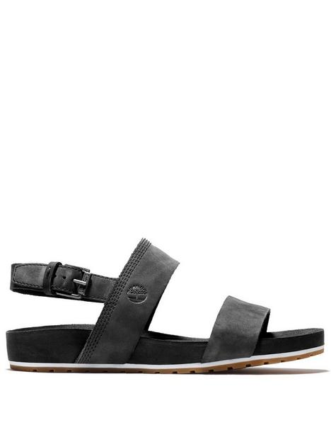 timberland-malibu-waves-2-strap-leather-flat-sandal--nbspblack