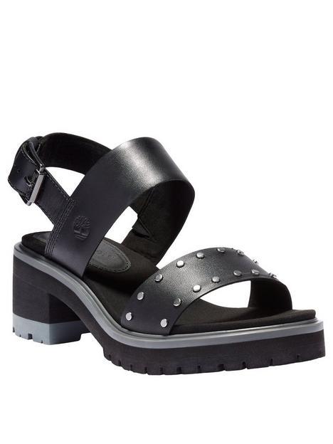 timberland-violet-marsh-2-strap-leather-heeled-sandal--nbspblack