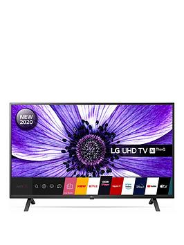 LG 55UN70006LA 55 Inch UHD 4K HDR Smart LED TV with Freeview HD/Freesat HD - Black colour (2020 Model) [Energy Class A]