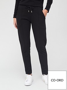v-by-very-co-ord-seam-slim-joggers-black