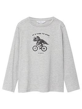 mango-boys-dinosaur-long-sleeve-t-shirt-grey