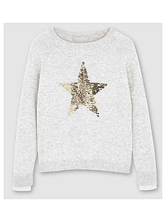 mintie-by-mint-velvet-girls-sequin-star-jumper-grey