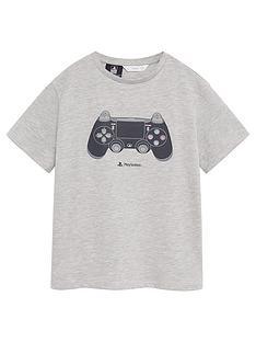 mango-boys-playstation-short-sleeve-t-shirt-grey