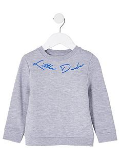 river-island-mini-boys-little-dude-sweatshirtnbsp-nbspgrey