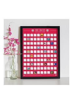 gift-republic-100-dates-bucket-list-scracth-off-poster