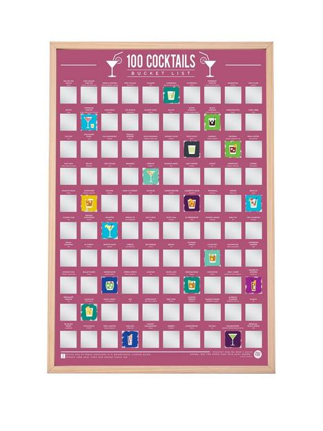 gift-republic-100-cocktail-bucket-list-scratch-off-poster