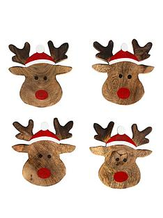 sass-belle-rudolph-the-reindeer-coasters-set-of-4