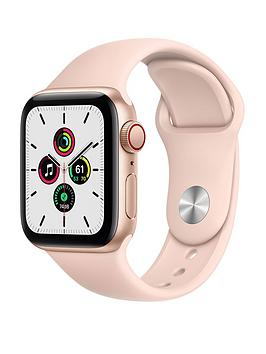 apple-watch-se-gps-cellular-40mm-gold-aluminium-case-with-pink-sand-sport-band