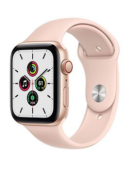 apple-watch-se-gps-cellular-44mm-gold-aluminium-case-with-pink-sand-sport-band