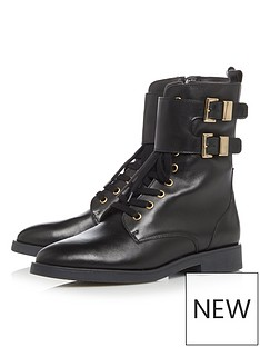 dune-london-pictor-lace-up-leather-calf-boot-black