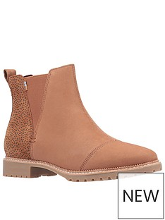 toms-toms-cleo-leather-ankle-boot