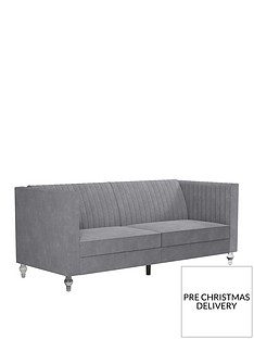 cosmoliving-by-cosmopolitan-arabelle-fabricnbspfuton-sofa