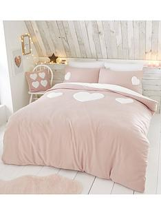 catherine-lansfield-cosy-hearts-duvet-cover-set