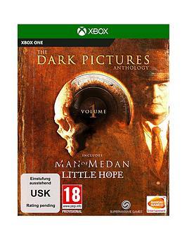 xbox-the-dark-pictures-anthologynbspvolumenbsp1-limited-edition-bundle