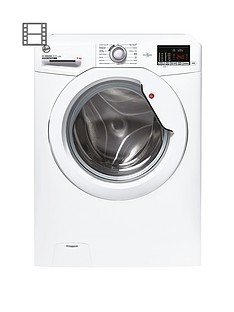hoover-h-wash-300-h3w-482de1-80nbsp8kg-loadnbsp1400-spin-washing-machine--nbspwhite
