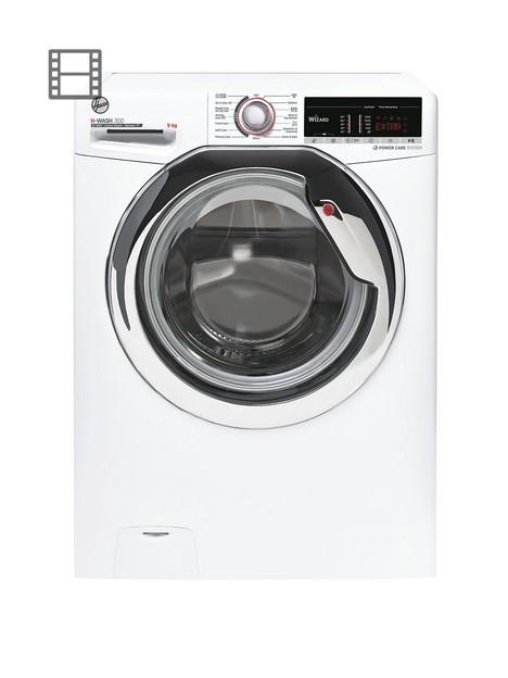 hoover-h-wash-300-h3ws495tace1-80-9kg-washnbsp1400-spin-washing-machine-white